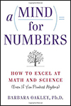 book cover for A Mind for Numbers