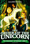 book cover for Order of the Unicorn
