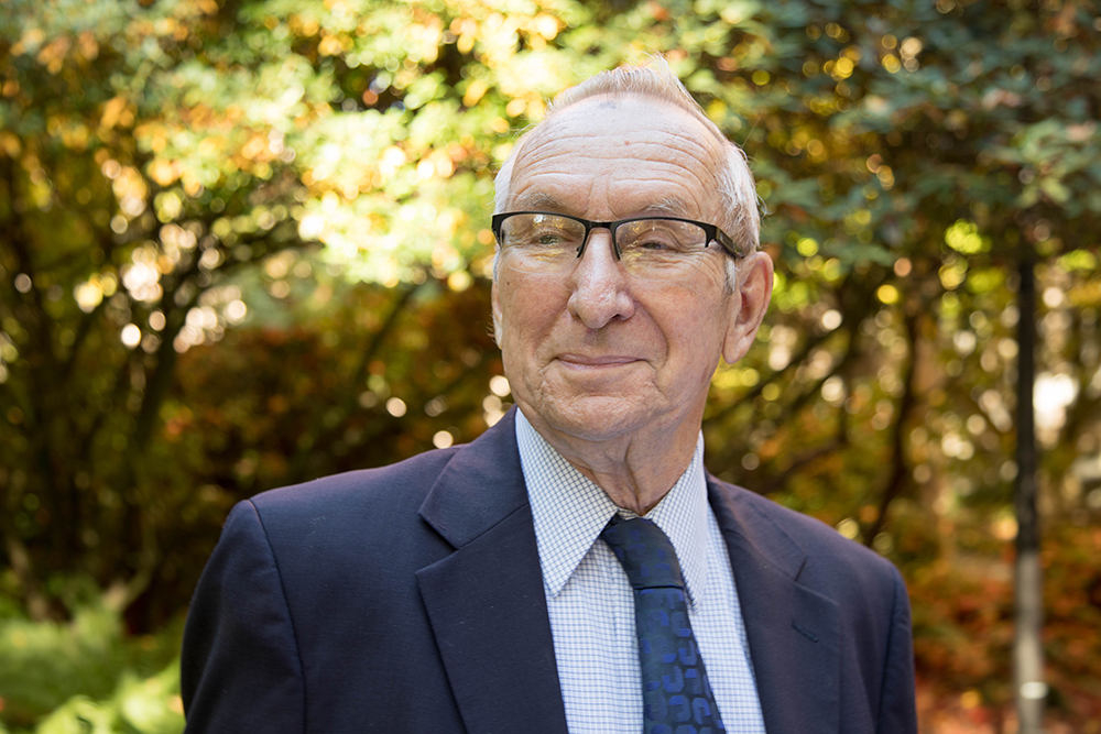Professor Donald C. Hellmann